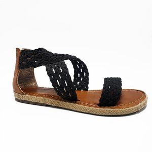 American Eagle Outfitters Flat Sandals Strappy 7